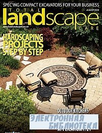 Total Landscape Care August 2009
