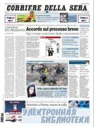 Corriere Della Sera  ( 10,11 11 2009 )