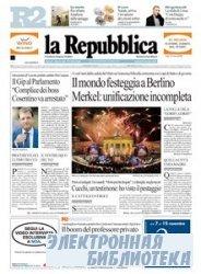 La Repubblica ( 10,11 11 2009 )