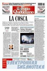 Il Fatto Quotidiano ( 10,11 11 2009 )