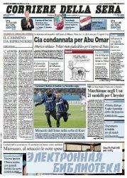 Corriere Della Sera  ( 04,05,06 11 2009 )