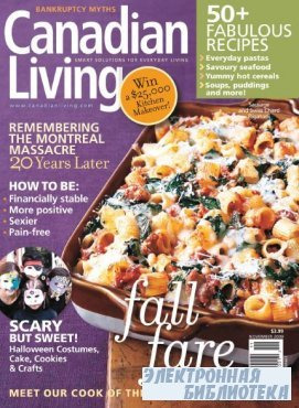 Canadian Living № 11 2009