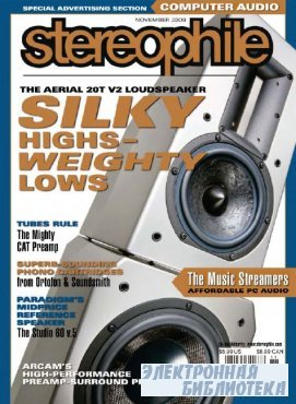 Stereophile № 11 2009