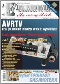 Elektronika dla wszystkich №2 2008