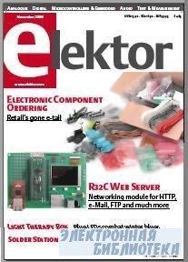 Elektor Electronics № 11 2009