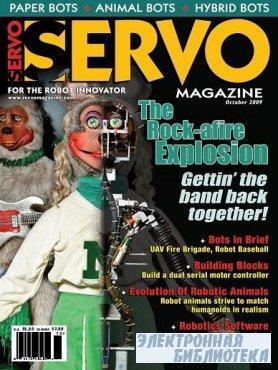 Servo  Magazine №10 2009