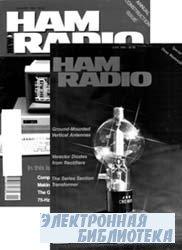 Ham radio magazine №1-6 1990г.