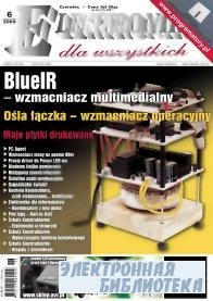 Elektronika dla Wszystkich №6 2009