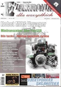 Elektronika dla Wszystkich №7 2009