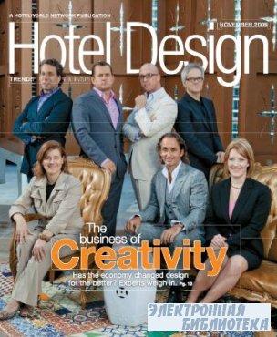 Hotel Design № 11 2009