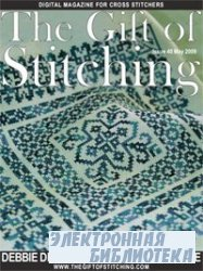 The Gift of Stitching Issue 40