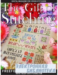 The Gift of Stitching Issue 39