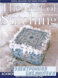 The Gift of Stitching Issue 37