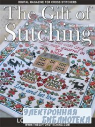 The Gift of Stitching Issue 36