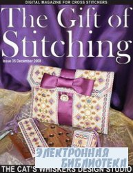 The Gift of Stitching Issue 35