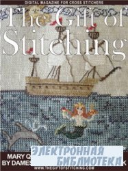 The Gift of Stitching Issue 33