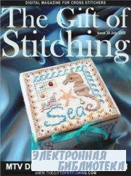 The Gift of Stitching  Issue 30