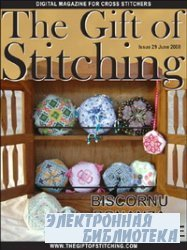 The Gift of Stitching Issue 29