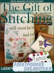 The Gift of Stitching  Issue 28