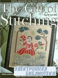 The Gift of Stitching Issue 27