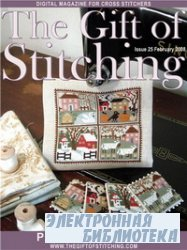 The Gift of Stitching  Issue 25