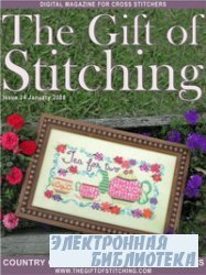 The Gift of Stitching Issue 24