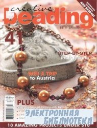 Creative Beading - Vol.3 No.6