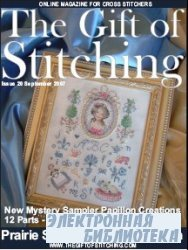 The Gift of Stitching Issue 20
