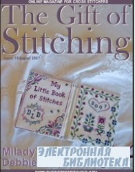 The Gift of Stitching  Issue 19