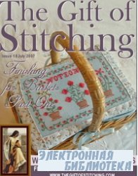 The Gift of Stitching Issue 18