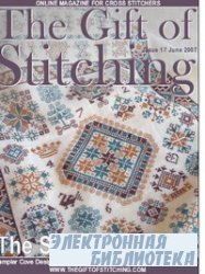The Gift of Stitching Issue 17