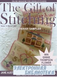 The Gift of Stitching Issue 14
