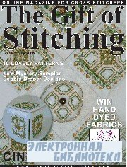 The Gift of Stitching Issue 6