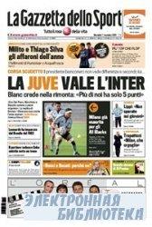 La Gazzetta dello Sport ( 10,11 11 2009 )