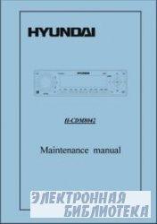 Service Manual H-CDM8042