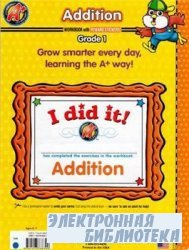 Addition Workbook