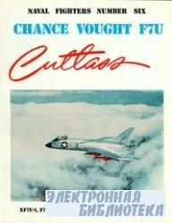 Chance Vought F7U Cutlass (Naval Fighters Series No 6)