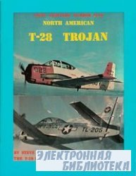 North American T-28 Trojan (Naval Fighters Series No 5)