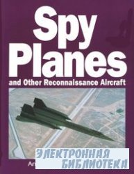 Spy Planes and Other Reconnaissance Aircraft