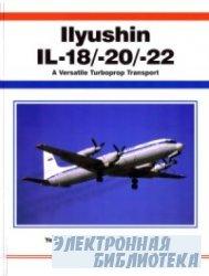 Ilyushin IL-18/-20/-22: A Versatile Turboprop Transport (Aerofax)