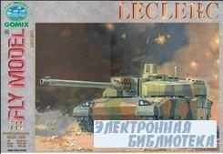 Fly Model 078 - современный танк Leclerc