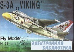 "Fly Model 068 - S-3A ""Viking"""