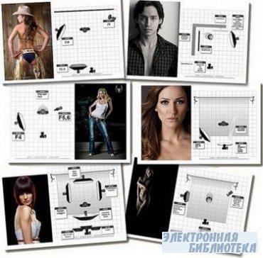 Схемы правильного освещения для фотографов и любителей