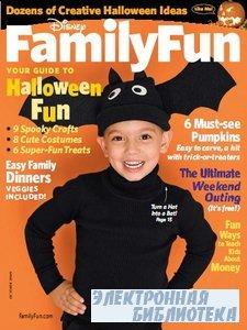 Family Fun October 2009