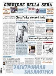 Corriere Della Sera  ( 16 11 2009 )