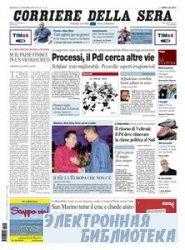 Corriere Della Sera  ( 15 11 2009 )