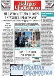 Il Fatto Quotidiano ( 14 11 2009 )