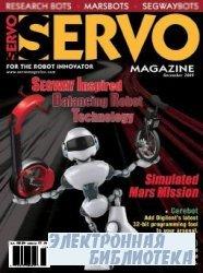 Servo Magazine №12 2009
