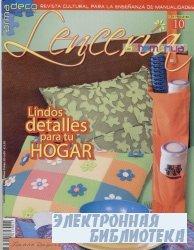 Lenceria arte manual № 10 2006