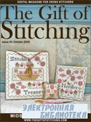The Gift of Stitching Issue 45